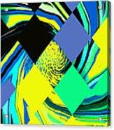 Tropical Impressions Acrylic Print