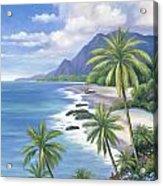 Tropical Paradise 2 Acrylic Print