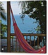 Tropical Paradise... Acrylic Print
