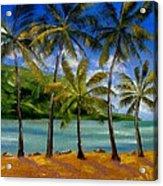 Tropical Paradize Acrylic Print