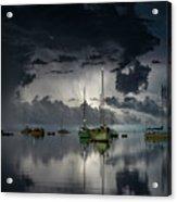 Tropical Storm2 Acrylic Print
