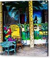 Tropics In Ok Acrylic Print