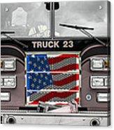 Truck 23 Acrylic Print