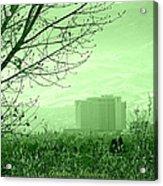 Truckee Meadows Acrylic Print
