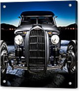 Millers Chop Shop 1964 Truckster Frontend Acrylic Print