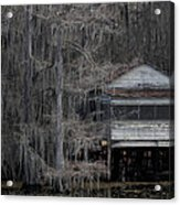 True Blood Stilt House Acrylic Print