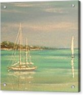 True Love Acrylic Print by The Beach  Dreamer