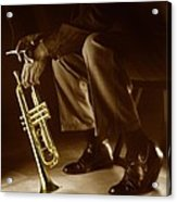 Trumpet 2 Acrylic Print