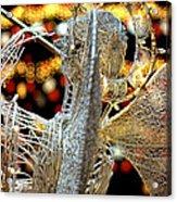 Trumpeting Angel Acrylic Print