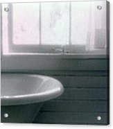 Tub By The Window C2  Acrylic Print