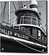 Tugboat Helen Mcallister II Acrylic Print
