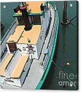 Tugboat Acrylic Print