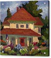Tukwilla Farm House Acrylic Print