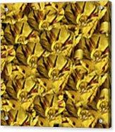 Tulip Duvet Acrylic Print