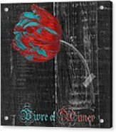 Tulip - Vivre Et Aimer S11ct04t Acrylic Print
