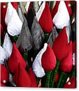 Tulips For Sale Acrylic Print