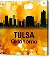 Tulsa Ok 3 Acrylic Print