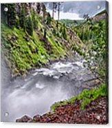 Tumalo Creek Acrylic Print
