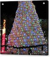 Tumbleweed Christmas Tree Acrylic Print