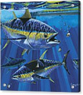 Tuna Blitz Off0039 Acrylic Print