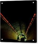 Tunnel In Colorado  Acrylic Print