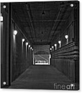 Tunnel Of Heroes 2 Acrylic Print
