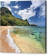 Tunnels Beach Bali Hai Point Acrylic Print