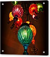 Turkish Lights Acrylic Print