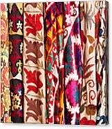 Turkish Textiles 02 Acrylic Print