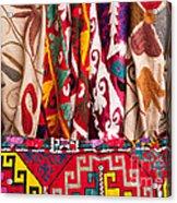 Turkish Textiles 03 Acrylic Print