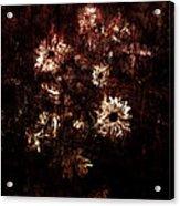 Turner's Flowers Acrylic Print