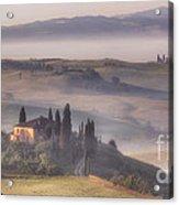 Tuscan Morning Acrylic Print