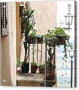 Tuscan Staircase Acrylic Print