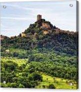 Tuscany - Castiglione D'orcia Acrylic Print