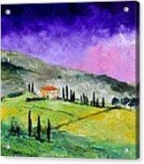 Tuscany 663110 Acrylic Print