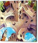 Tuscany I Acrylic Print