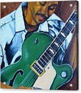 Tuskegee Blues Acrylic Print