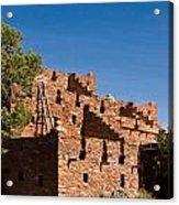 Tuzigoot Native American Ruins Arizona 1 Acrylic Print