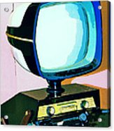Tv Land Palm Springs Acrylic Print