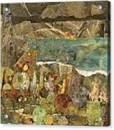 Twelve Stones Acrylic Print