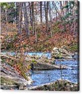 Twenty Mile Creek Acrylic Print