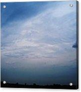 Twilight At Gettysburg Pa Acrylic Print