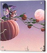 Twilight Flight Acrylic Print