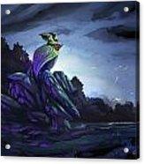 Twilight Hour Acrylic Print