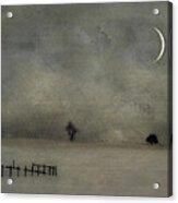 Twilight Acrylic Print by Kathy Jennings