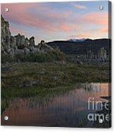 Twilight, Mono Lake, California Acrylic Print