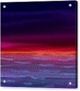 Twilight-night Acrylic Print