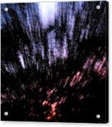 Twilight Tree Travel Acrylic Print