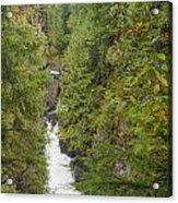 Twin Falls Cascade II Acrylic Print