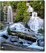 Twin Falls South Carolina Acrylic Print